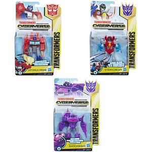 Hasbro Transformers Cyberverse Figuur 13.7 cm Assorti