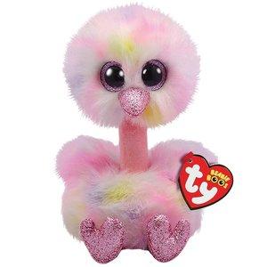 TY Beanie Boo's Struisvogel Knuffel Avery 15 cm