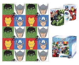 Avengers Keuken Cadeauset (Deken en Mok)