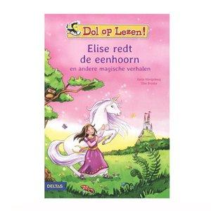 Deltas Boek Dol op Lezen Elise Redt de Eenhoorn