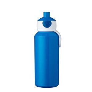 Rosti Mepal Drinkfles Pop-Up Blauw 400 ml