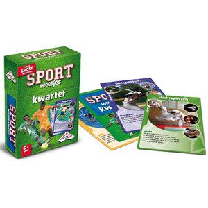 Identity Games Weetjes Kwartet Sport