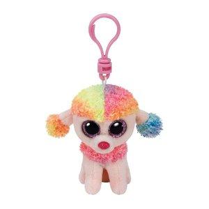 TY Beanie Boo's Clip Rainbow Knuffel