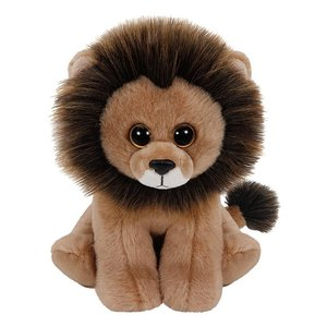 TY Classic Louie Knuffel Leeuw 15cm