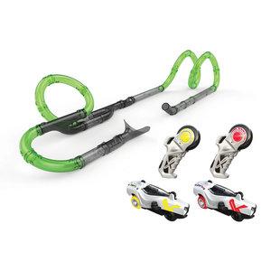 Silverlit Exost Loop Infinitie Racing Set met 2 Auto's en Controllers