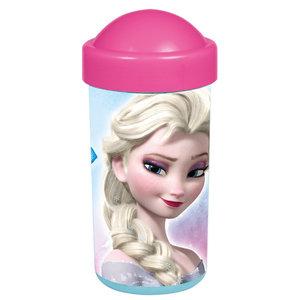 Disney Frozen Beker met Deksel