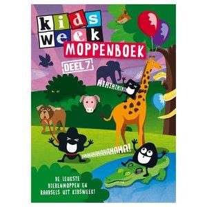 Kidsweek Moppenboek Deel 7