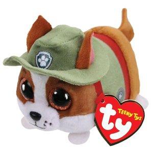 TY Teeny Tys Paw Patrol Knuffel Tracker 10 cm