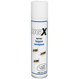 HG HGX Spray Tegen Wespen 0,4L
