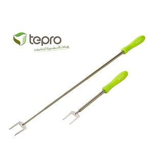 Tepro 8237 2 Barbecue Telescoop Spiezen 33-82cm Groen