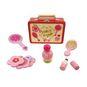 Simply for Kids Koffertje met Houten Verzorgings Producten