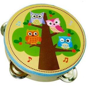 Simply for Kids Houten Tamboerijn Uilen