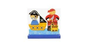 Simply for Kids 35600 Magnetische Piraten Puzzel