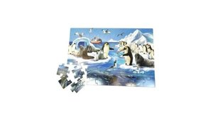Simply for Kids 36096 Vloerpuzzel Antartica