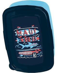 Maui & Sons - Broodtrommel - Blauw