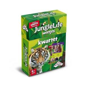 Identity Games Junglelife Weetjes Kwartet
