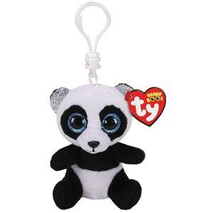 TY Beanie Boos Clip Pandaknuffel Bamboo 7 cm