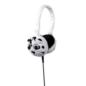 TabZoo Hoofdtelefoon Plush Hond