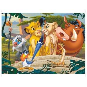 King Puzzel Disney The Lion King 24 Stukjes Assorti