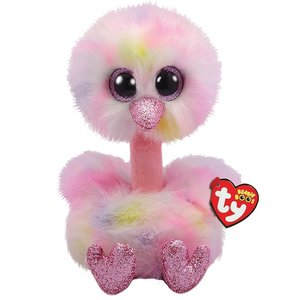 TY Beanie Boo's Struisvogel Knuffel Avery 24 cm