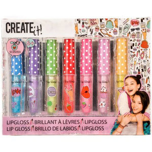 Create It! Geurende Lipgloss 7 Stuks