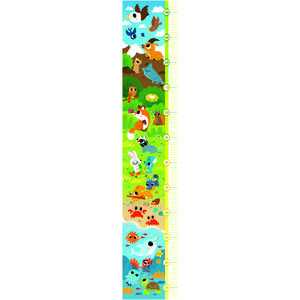 Clementoni Supercolor Puzzel Dieren Groeimeter 30 Stukjes