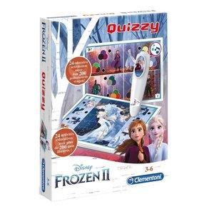 Clementoni Disney Frozen 2 Quizzy met Geluid