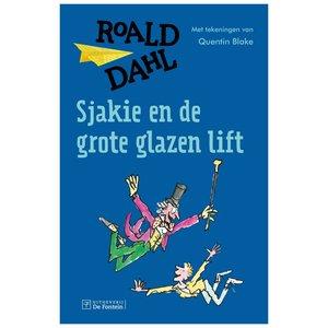 Boek Roald Dahl Sjakie en de Grote Glazen Lift