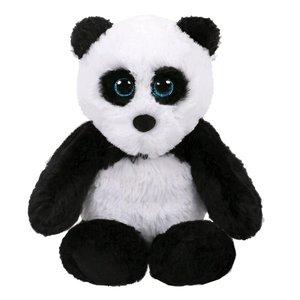 TY Attic Treasures Panda Fluff Knuffel 20 cm