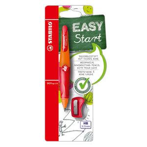 Stabilo Easy Ergo Rechts Oranje/Rood