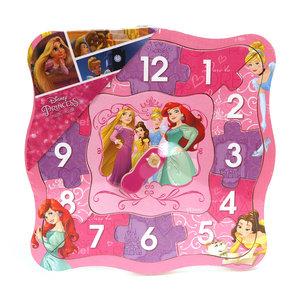 Disney Princess Puzzel Klok