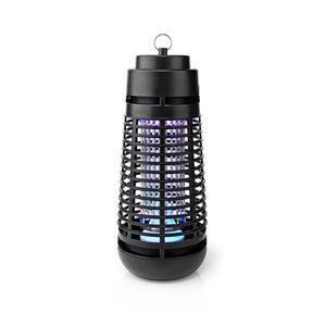 Nedis INKI112CBK6 Electrische Insectenlamp 4 Watt Led Zwart