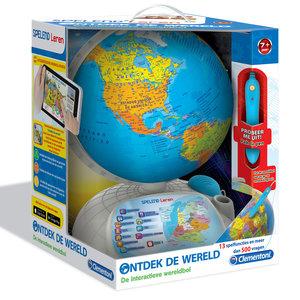 Clementoni Interactieve Globe