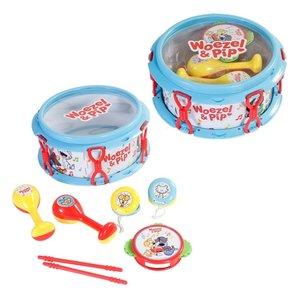 Rubo Toys Woezel en Pip Muziekset