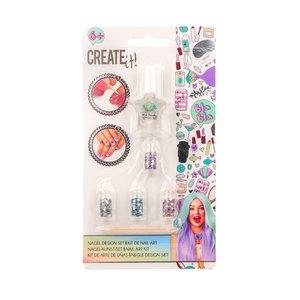 Create It Zeemeermin Nail Art Set