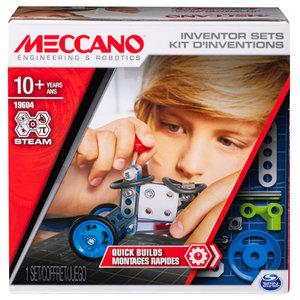 Meccano Inventor Set + 2 Stuks Gereedschap