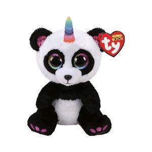 TY Beanie Boos Panda Knuffel Paris 15 cm