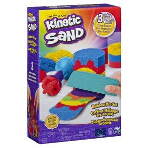 Kinetic Sand Regenboog Mix Set