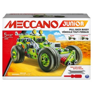 Meccano Junior Pull-Back Buggy