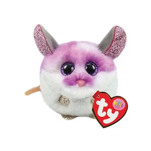 TY Puffies Muizenknuffel Colby 8 cm