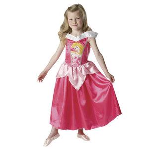 Disney Princess Doornroosje Jurk Maat S 3-4 Jaar