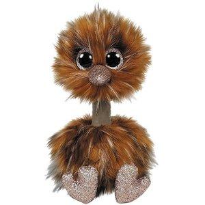TY Beanie Buddy Struisvogel Knuffel Orson 24 cm
