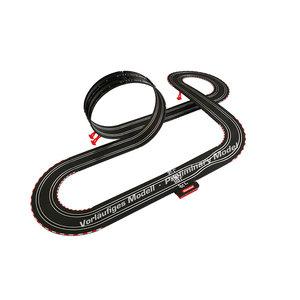 Carrera Go!!! Racebaan + 2 Auto's met Licht 490 cm