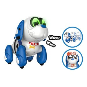 Ycoo N'Friends Robot Ruffy of Mooko + Licht en Geluid Assorti