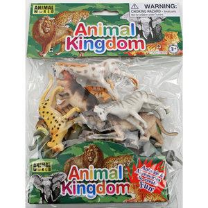 Animal World Kingdom Wilde Dieren 8 stuks