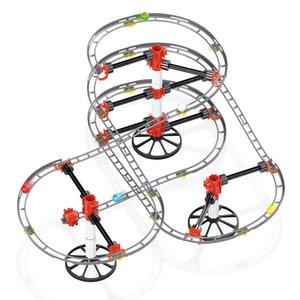Quercetti Rollar Coaster Knikkerbaan 94-Delig