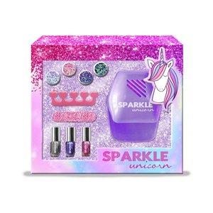 Eenhoorn Glitter Manicure Set
