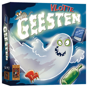 999 Games Spel Vlotte Geesten
