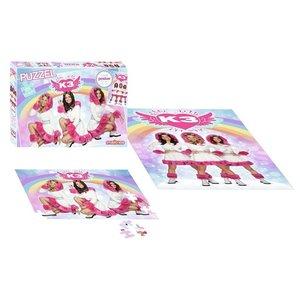 K3 Dromen Puzzel met Poster 104 Stukjes