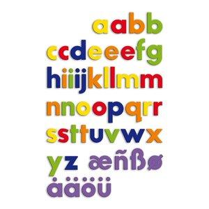 Quercetti Magneet Letters 48 Stuks